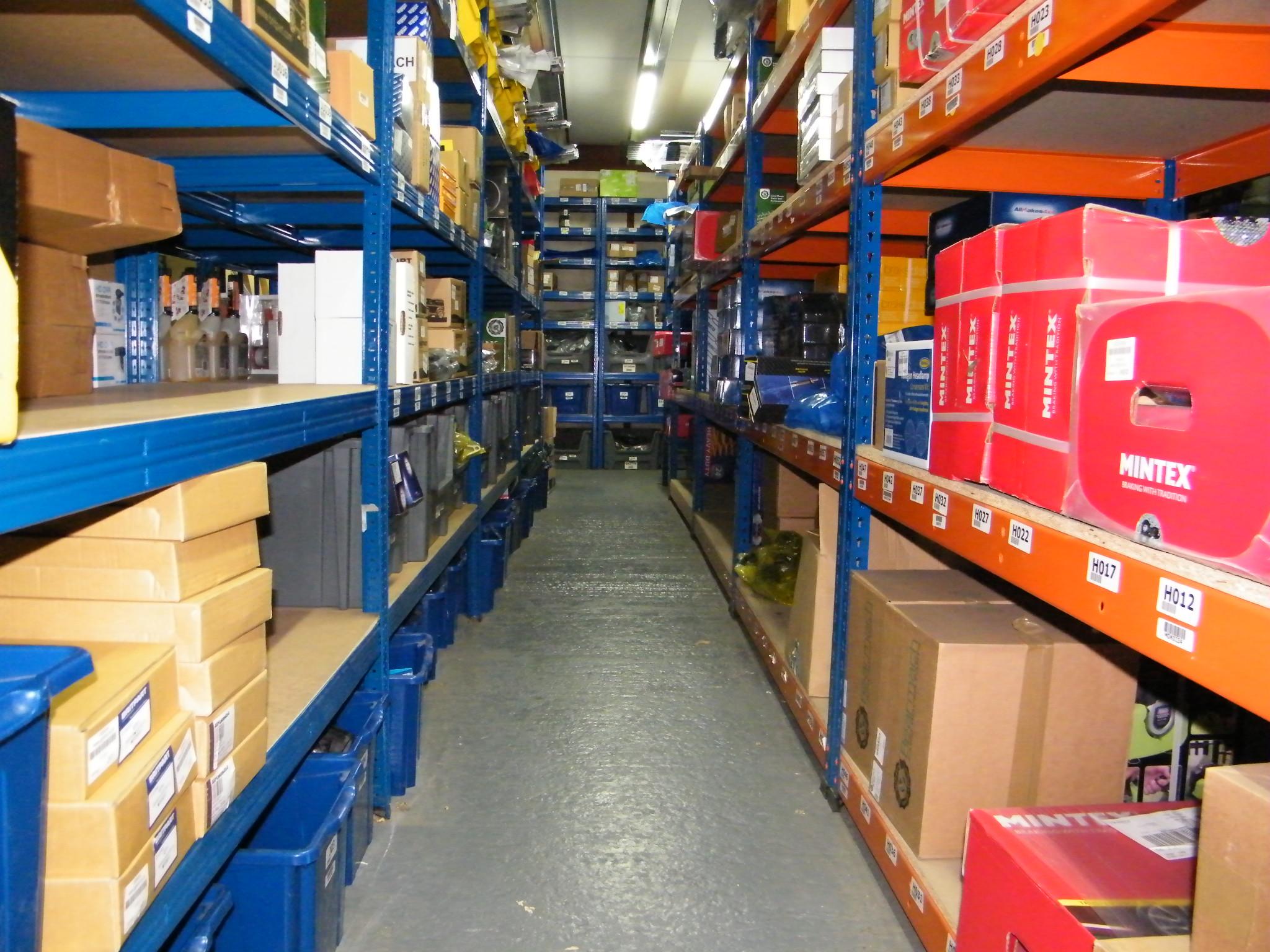 JGS4x4 Warehouse